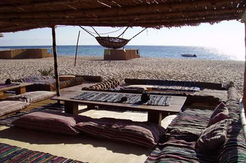 Basara Camp - Ihren alten Teppich können Sie gleich da lassen!